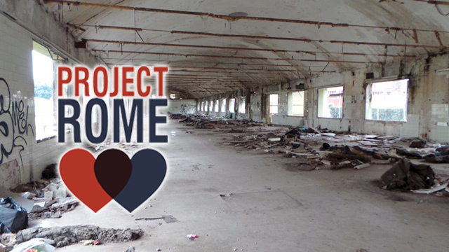 ProjectRome_homeless